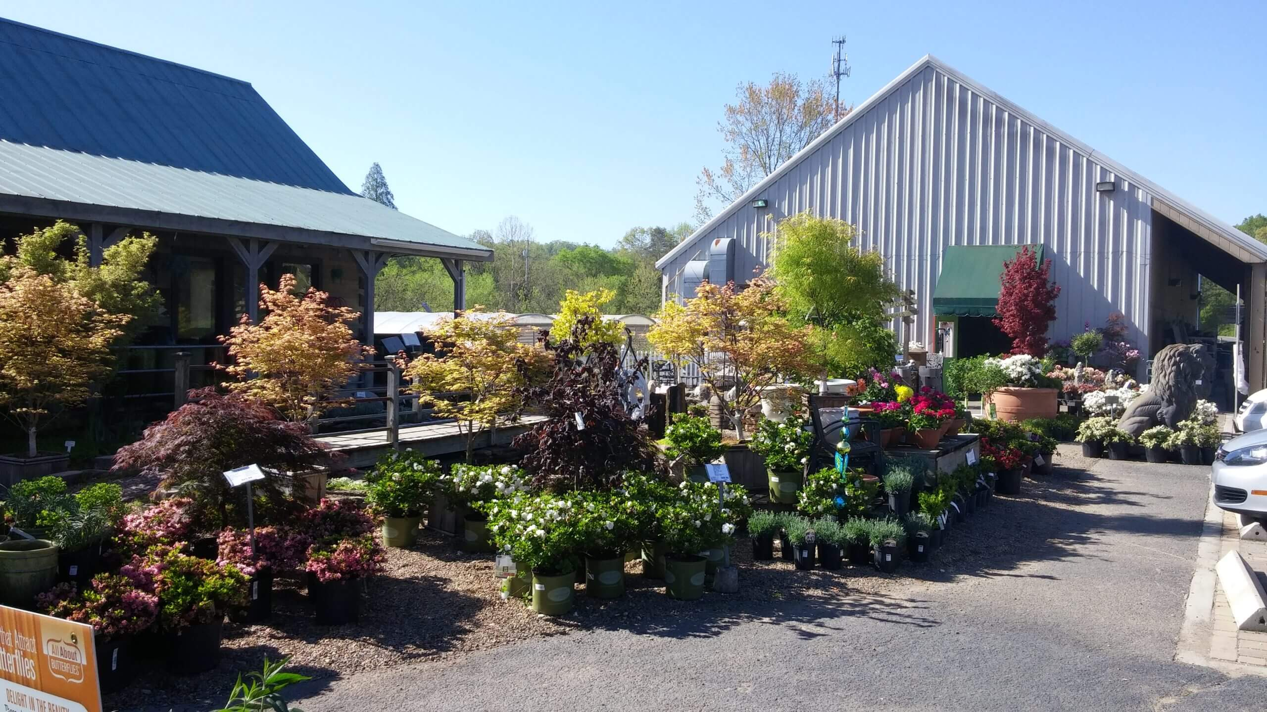 Everything To Make Your Yard Thrive. At Willow Ridge Garden Center And  Landscaping ...