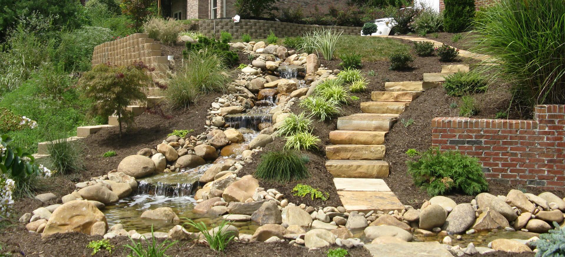 Pond Repair Near Me | Fish Pond Repair | Koi Pond Repair Knoxville TN