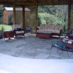 Natural Stone Patio in Knoxville, TN