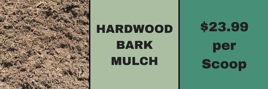 hardwood bark mulch