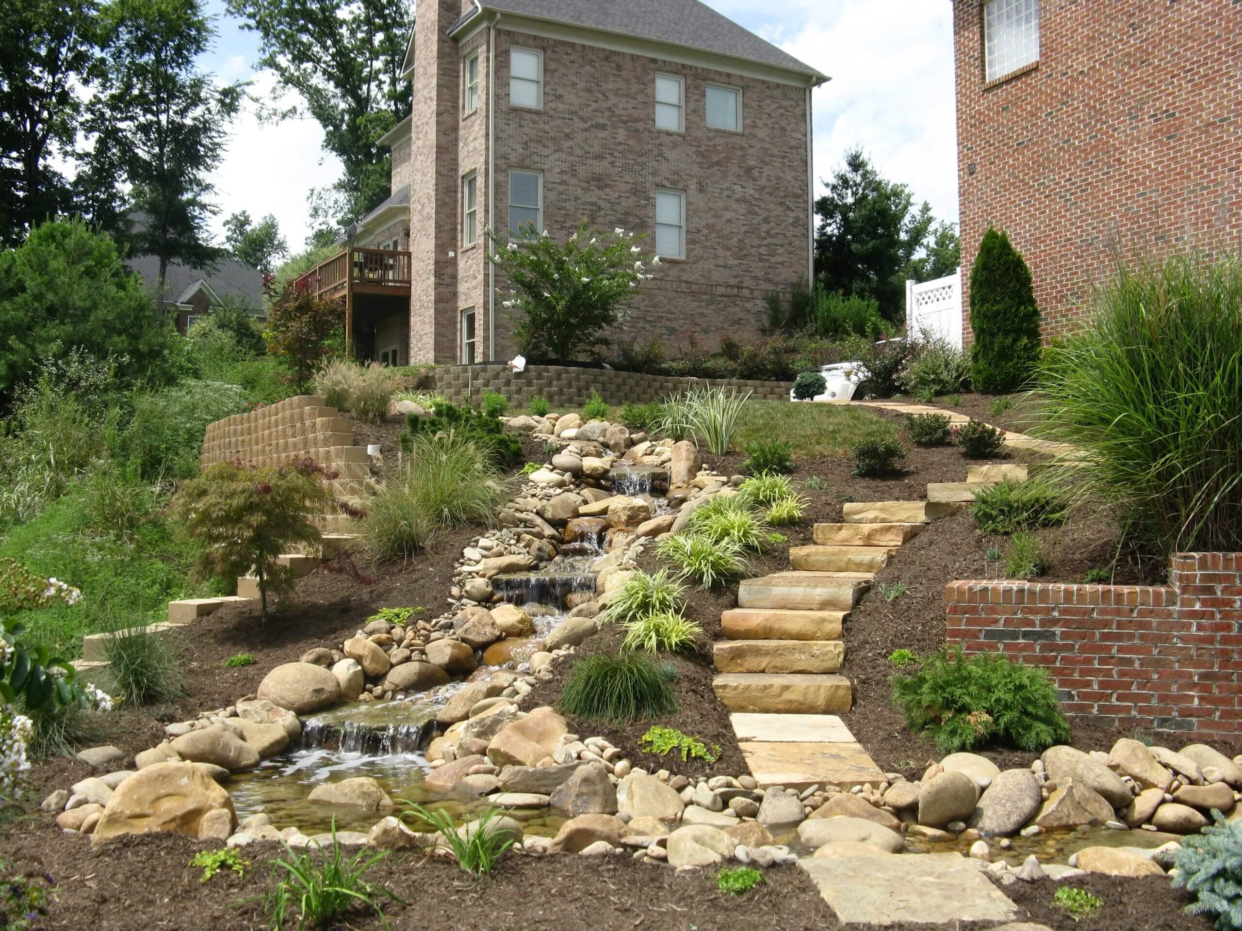 Oak Ridge Eco-System Pond
