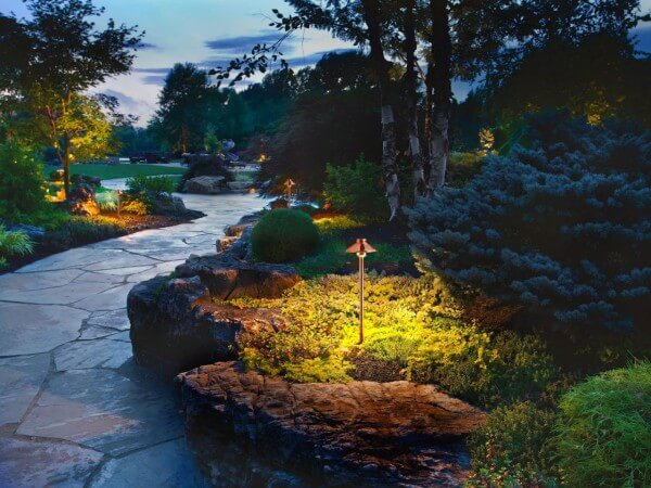 Kichler Low Voltage Outdoor Lighting