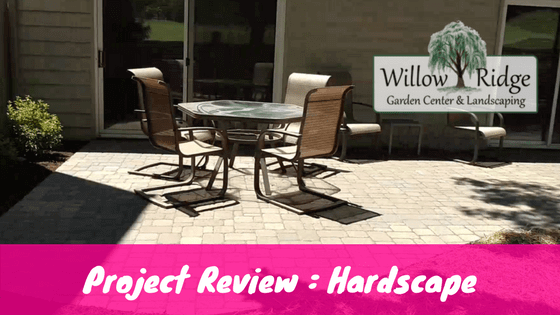 hardscape project review