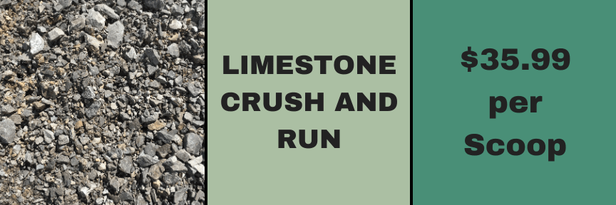Crush & Run Limestone