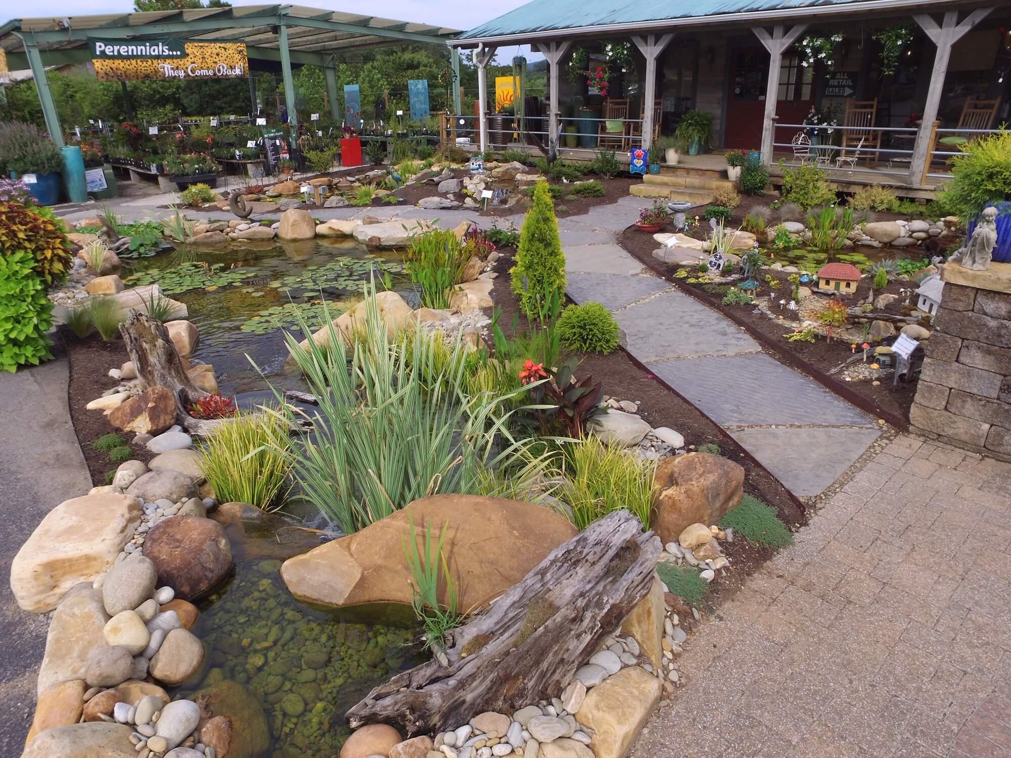 Garden Center Ponds