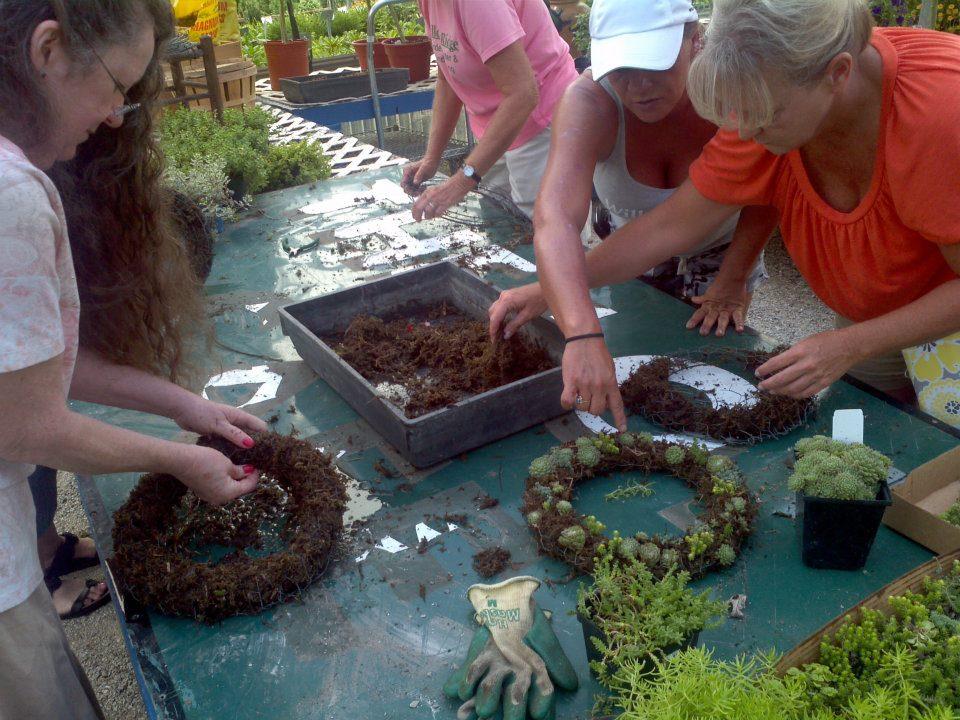 Garden Workshops