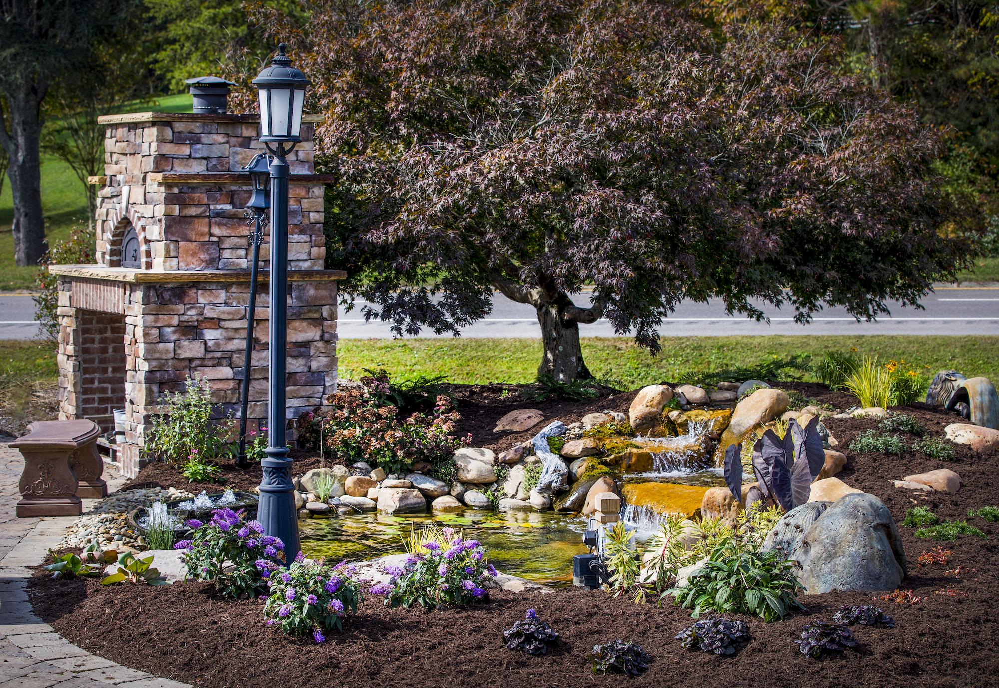Landscape Design Plan Services