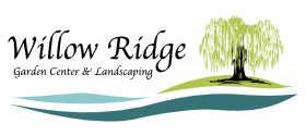 Willow Ridge Garden Center & Landscaping Logo